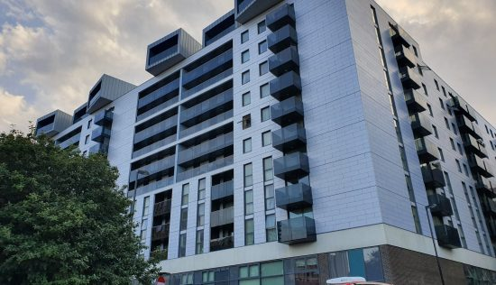 Thurston Point Private Rental by L&Q, SE13
