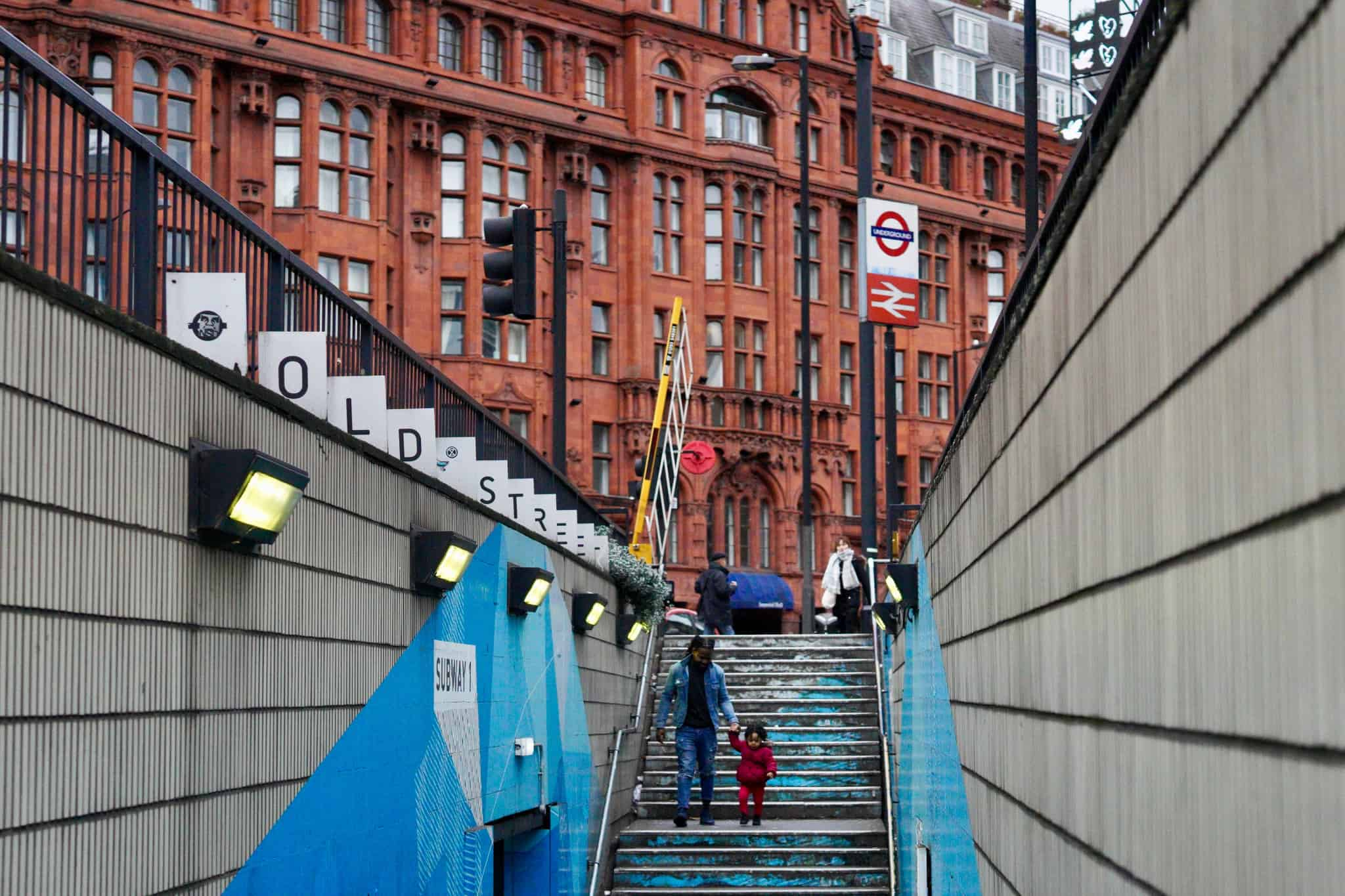 Old Street Stairs