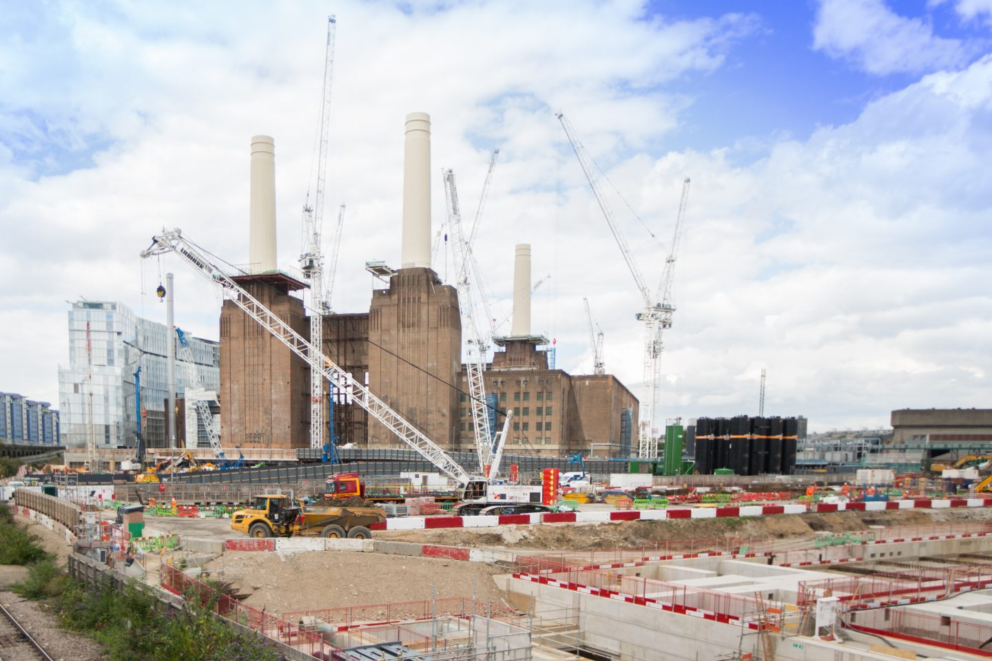 Image of Battersea Power Station, SW8