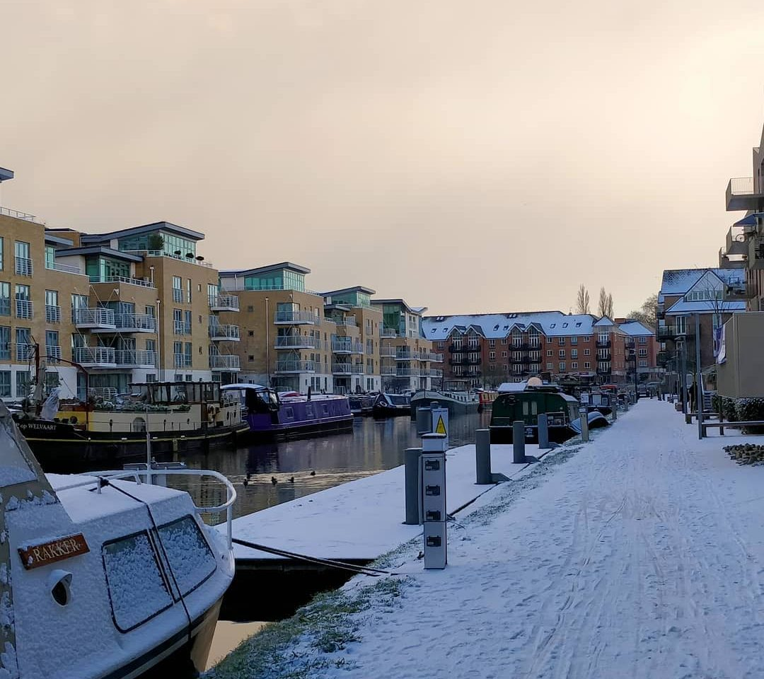Image of Brentford Lock West, TW8