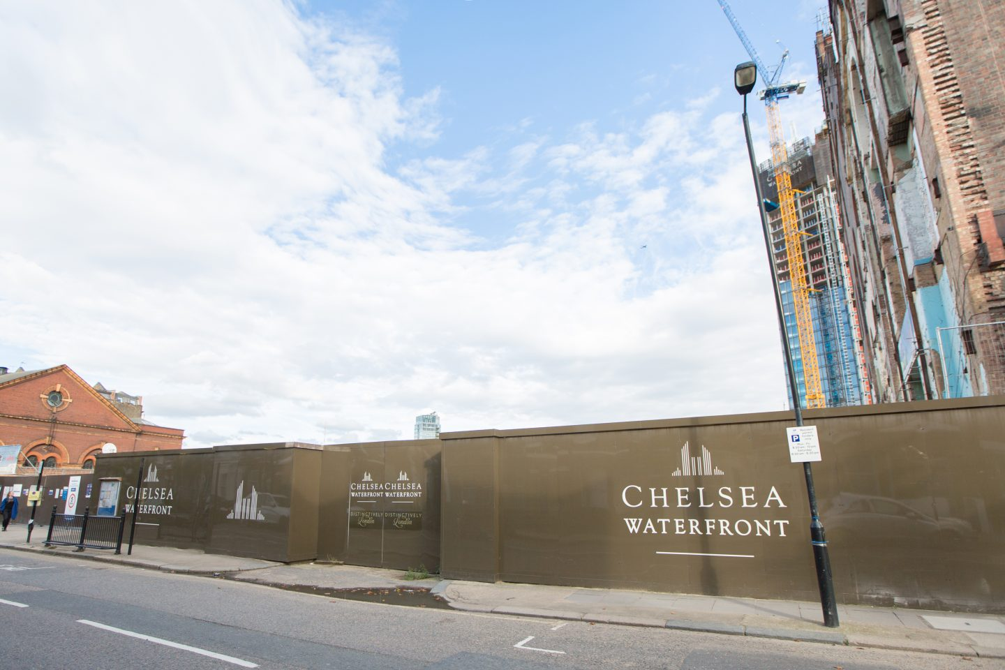 Image of Chelsea Waterfront, SW10