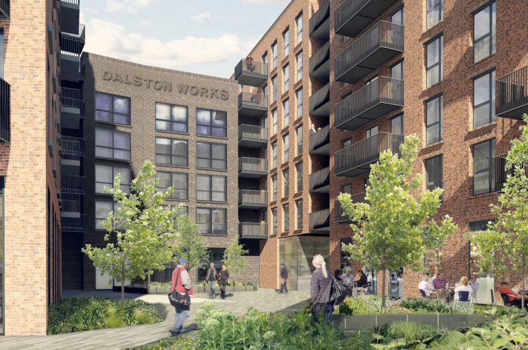 Image of Dalston Works, E8