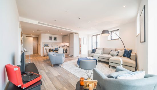 Furnished apartments london Dressage Court
