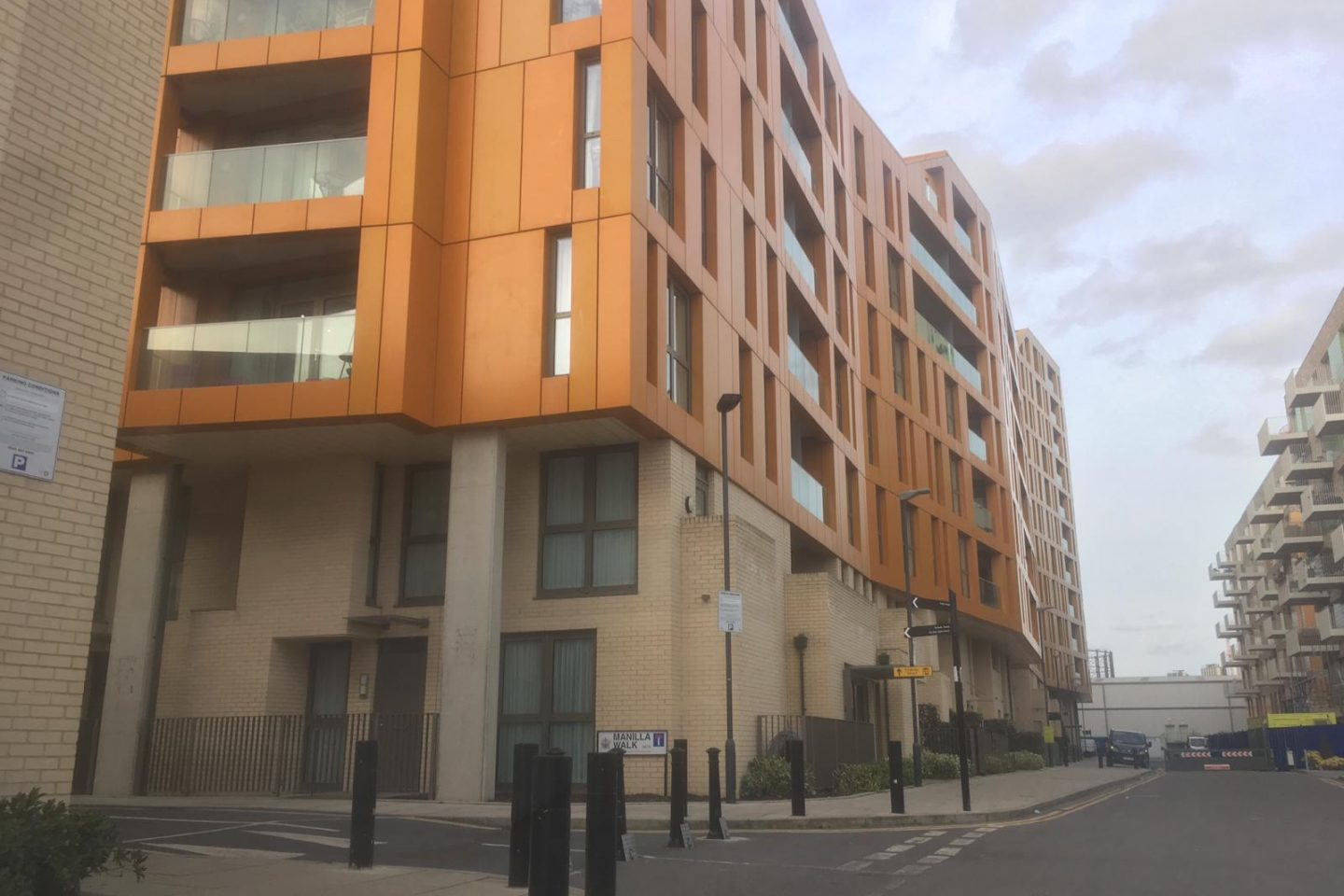 Image of Enderby Wharf, SE10