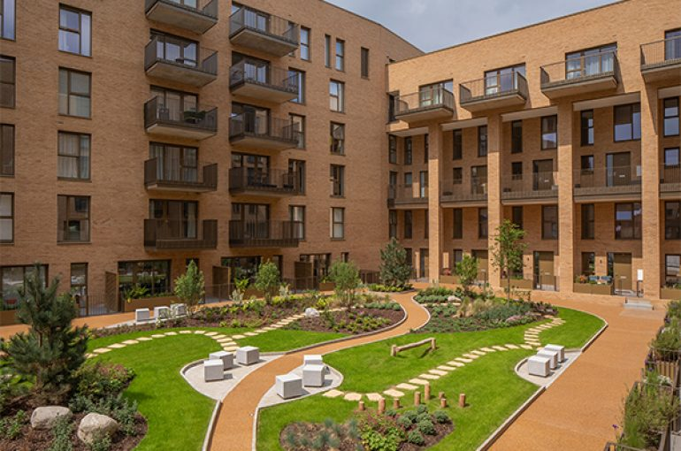 Image of Hendon Waterside, NW9