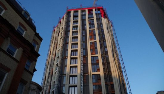 Image of Hexagon Apartments, WC2B