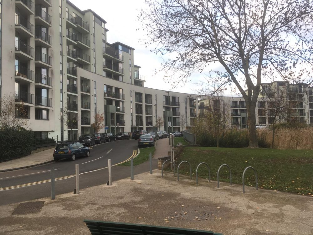 Image of New Hendon Village, NW9