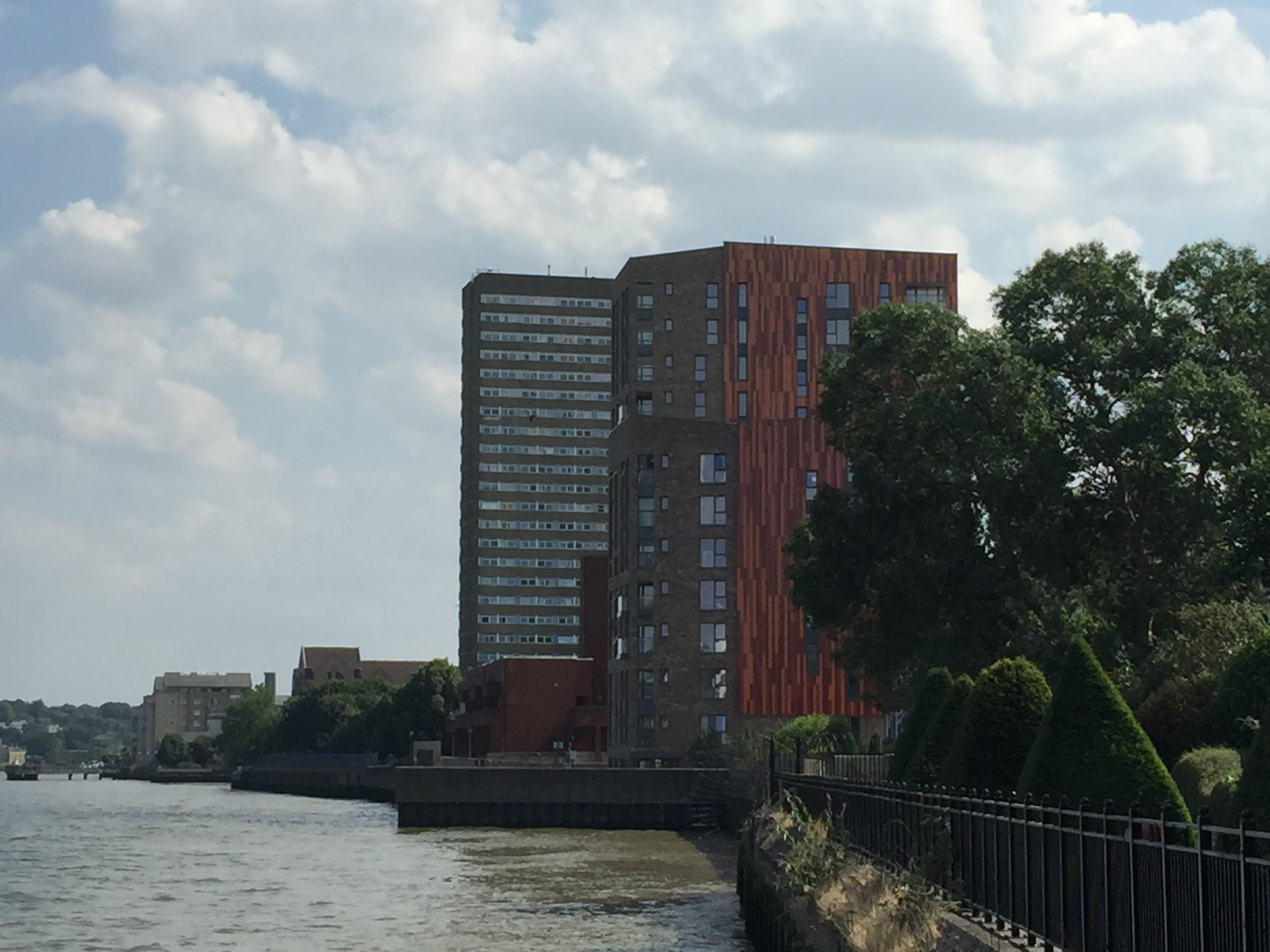 New Union Wharf, E14