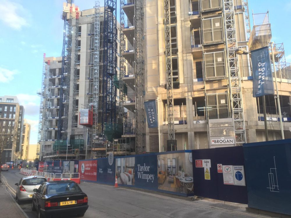 Image of Osiers Point, SW18