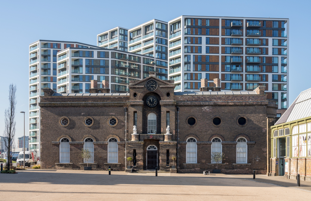 Image of Royal Arsenal Riverside, SE18
