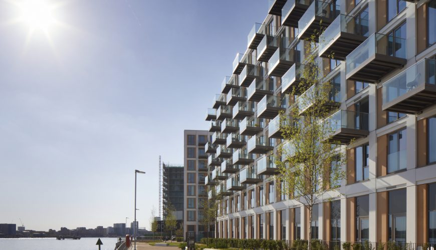 Image of Royal Wharf, E16