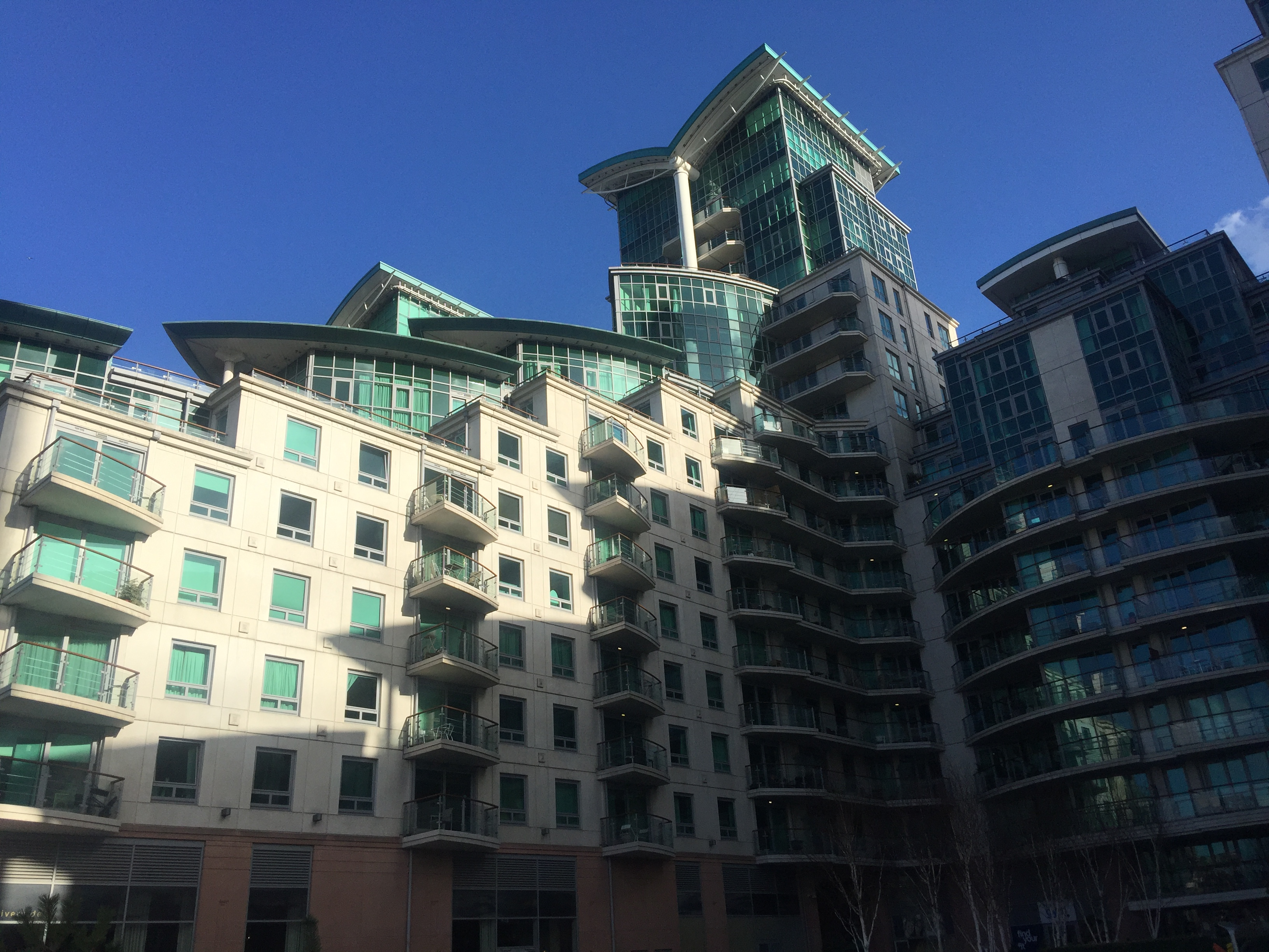 St George Wharf – The Tower, SW8
