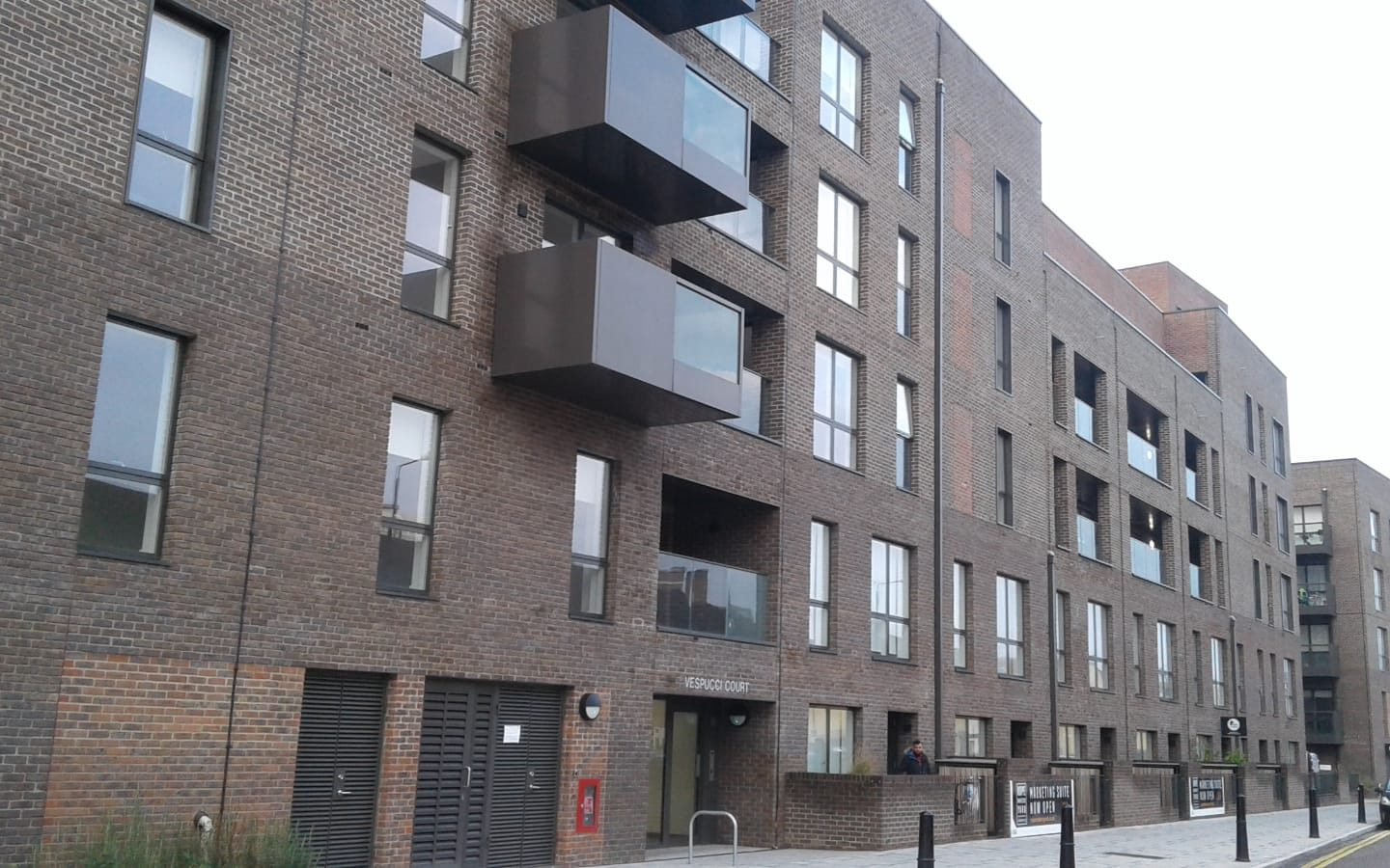 Image of Ropemakers Yard, E14