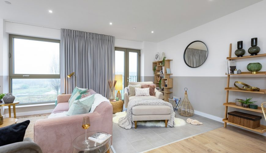 Image of Gallions Point, E16