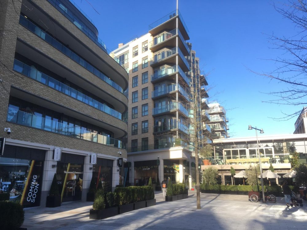 New flats in Ealing