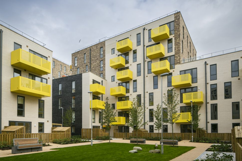 Fizzy Living Build to Rent at Stepney Green