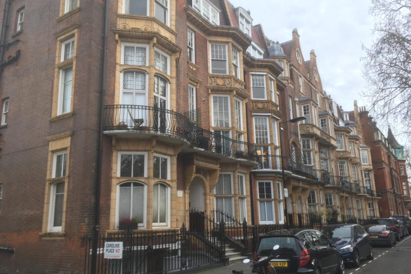 Image of Orme Court, W2