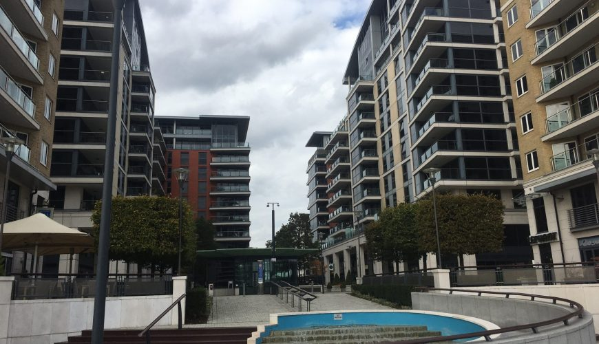 Image of Imperial Wharf, SW6