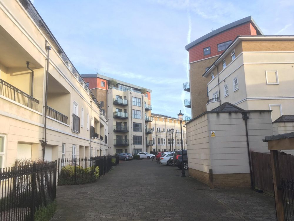 Image of Canal Boulevard, NW1