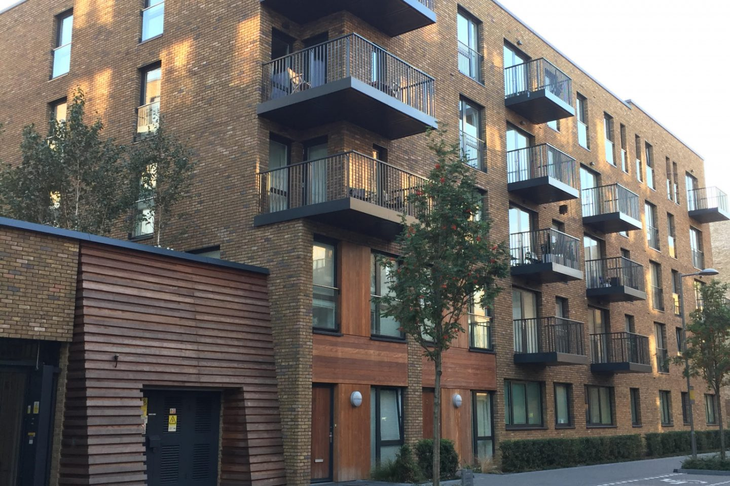 Image of Marine Wharf West, SE16
