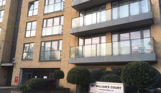 St William's Court, SE1