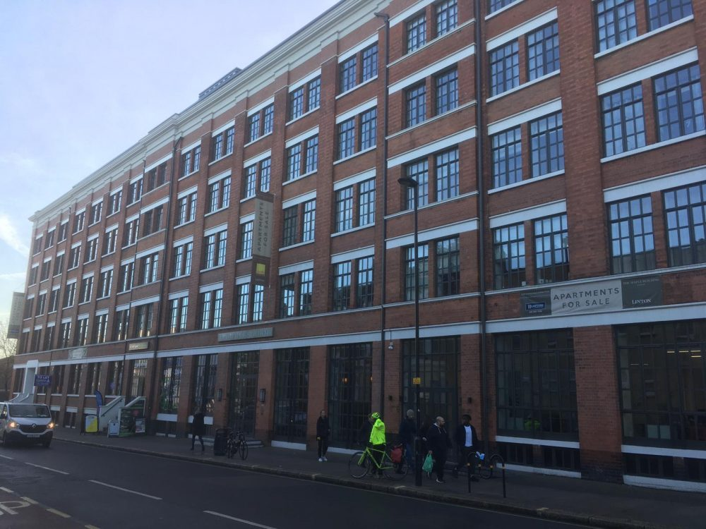 Image of The Maple Building, NW5