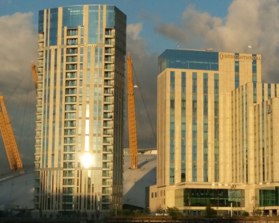 Image of Arora Tower, SE10