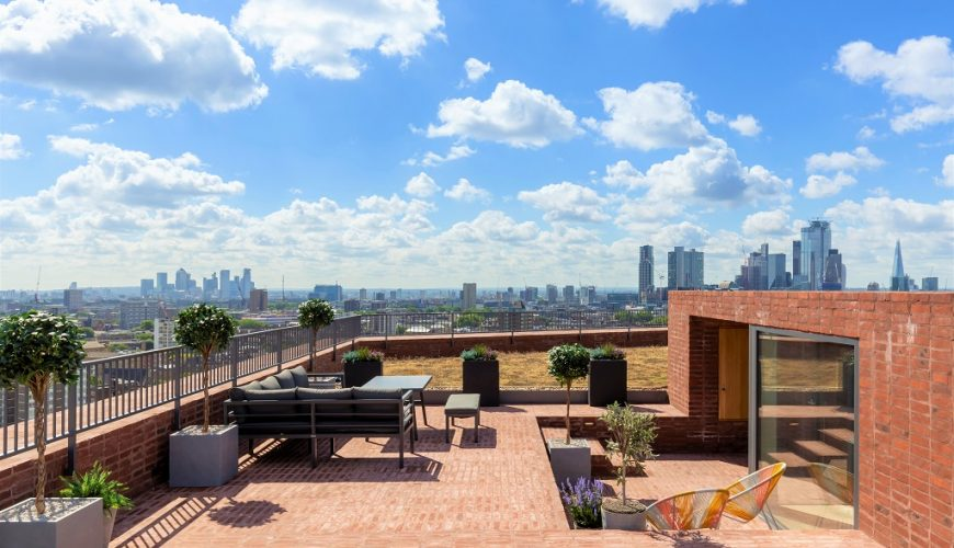 10 luxury apartments London residents rate the highest