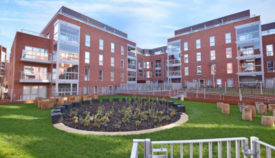Image of Fellows Square by A2Dominion Rental Only, NW2