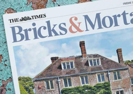 HomeViews makes its debut in The Times' Bricks & Mortar