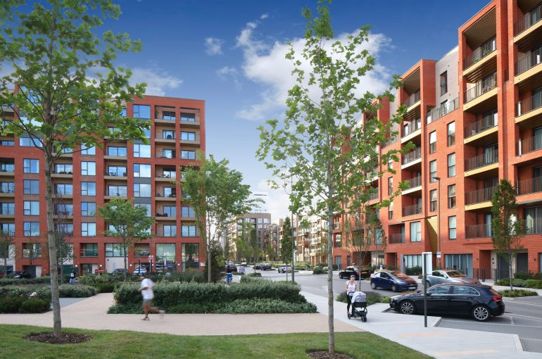 Colindale Gardens, NW9