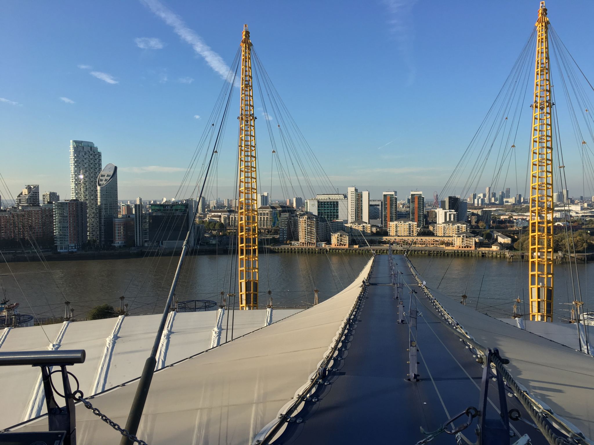 On top of the O2
