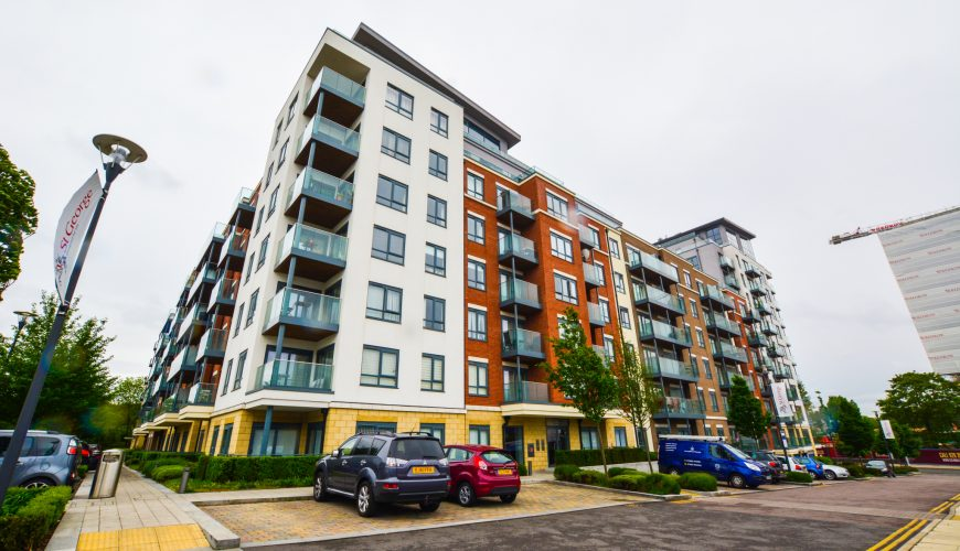 Image of Folio London at Beaufort Park, NW9