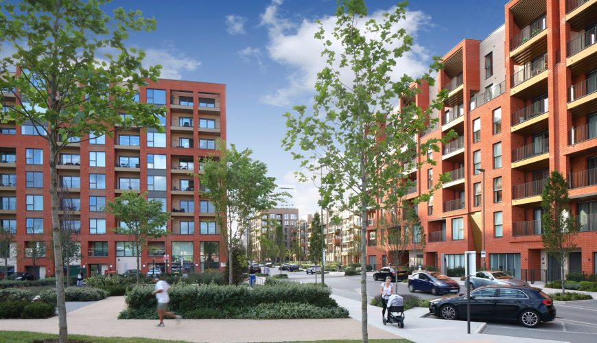 Image of Colindale Gardens, NW9