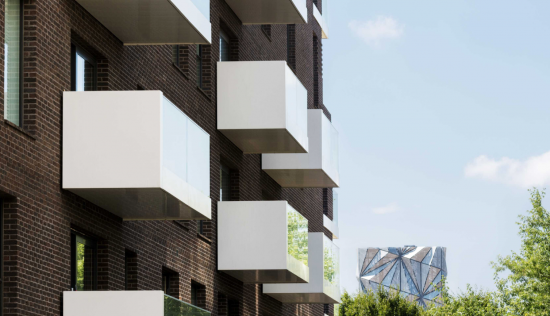 Image of The Moore, Greenwich Peninsula, SE10