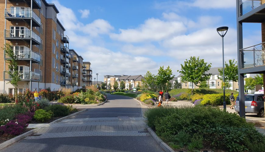 What is it like to live in Drayton Garden Village?