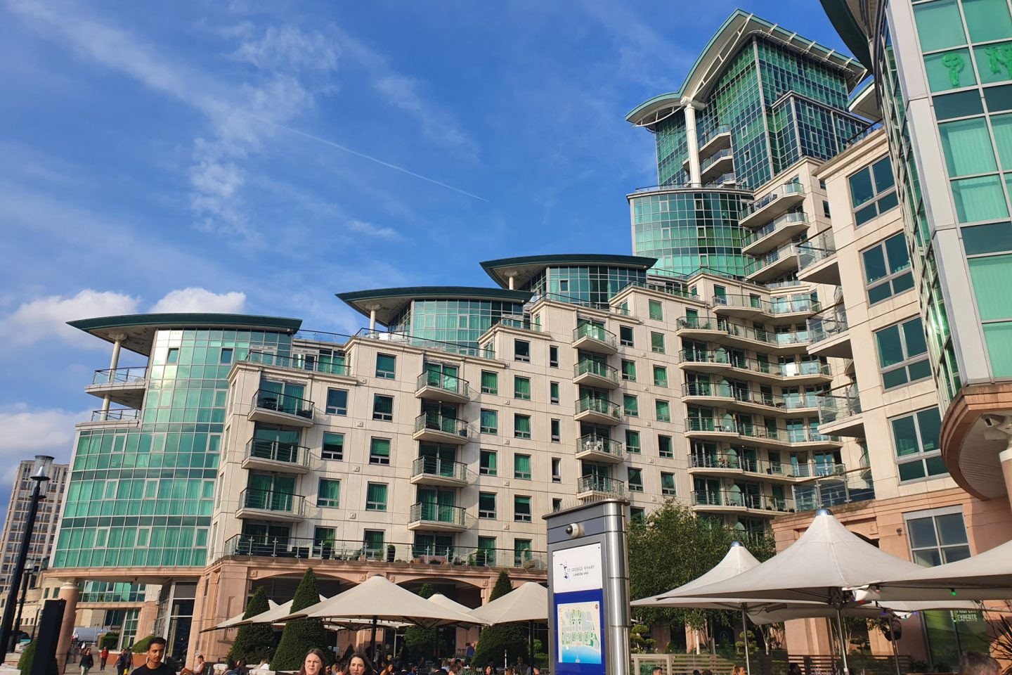 Image of St George Wharf, SW8