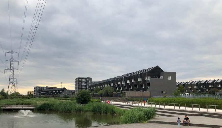 Barking Riverside: What does it have to offer?