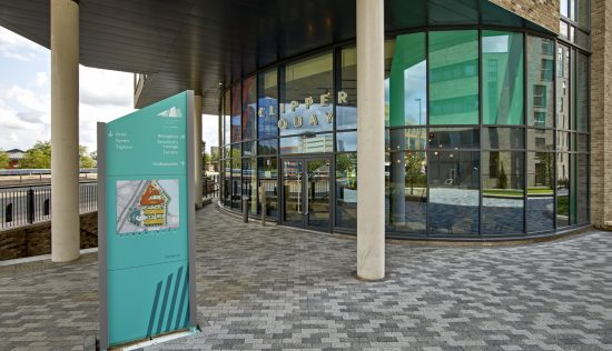 Image of Clippers Quay, M50