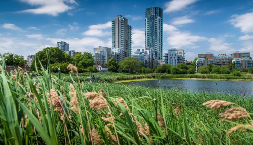 Image of Woodberry Down, N4