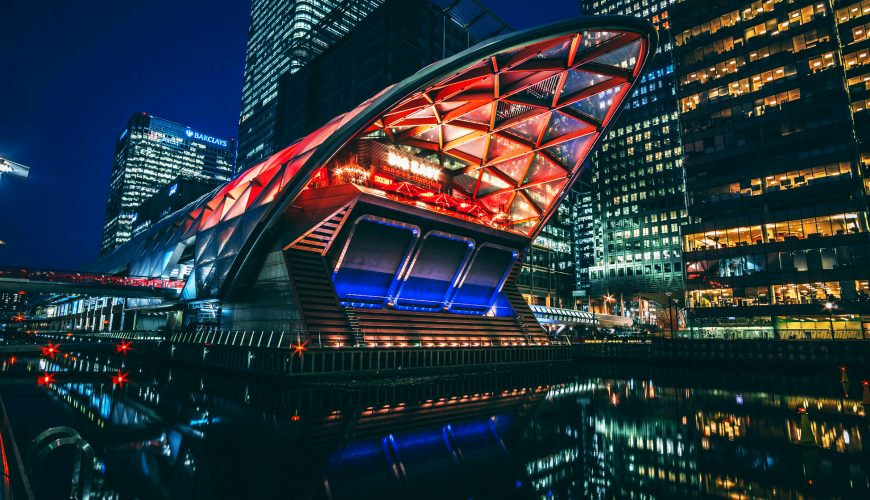 Top 5 Places to Live In Canary Wharf
