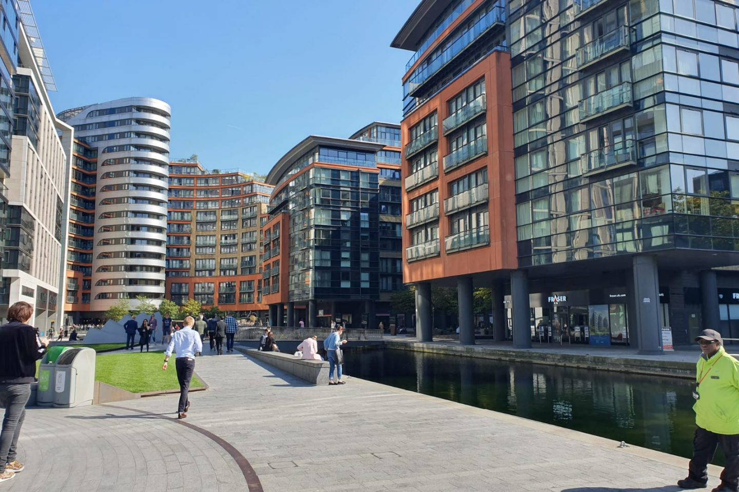 Image of West End Quay, W2