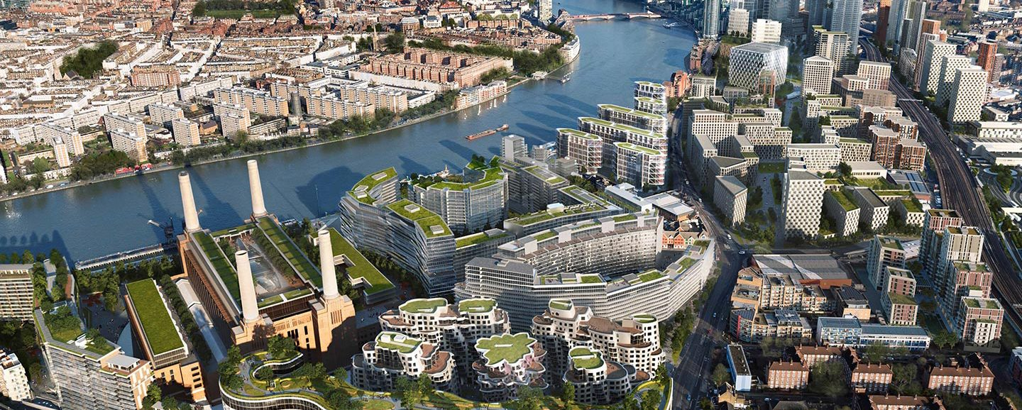 Top 5 Places to Live in Nine Elms