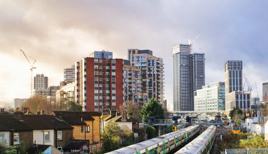 Top 5 Places to Live in Croydon