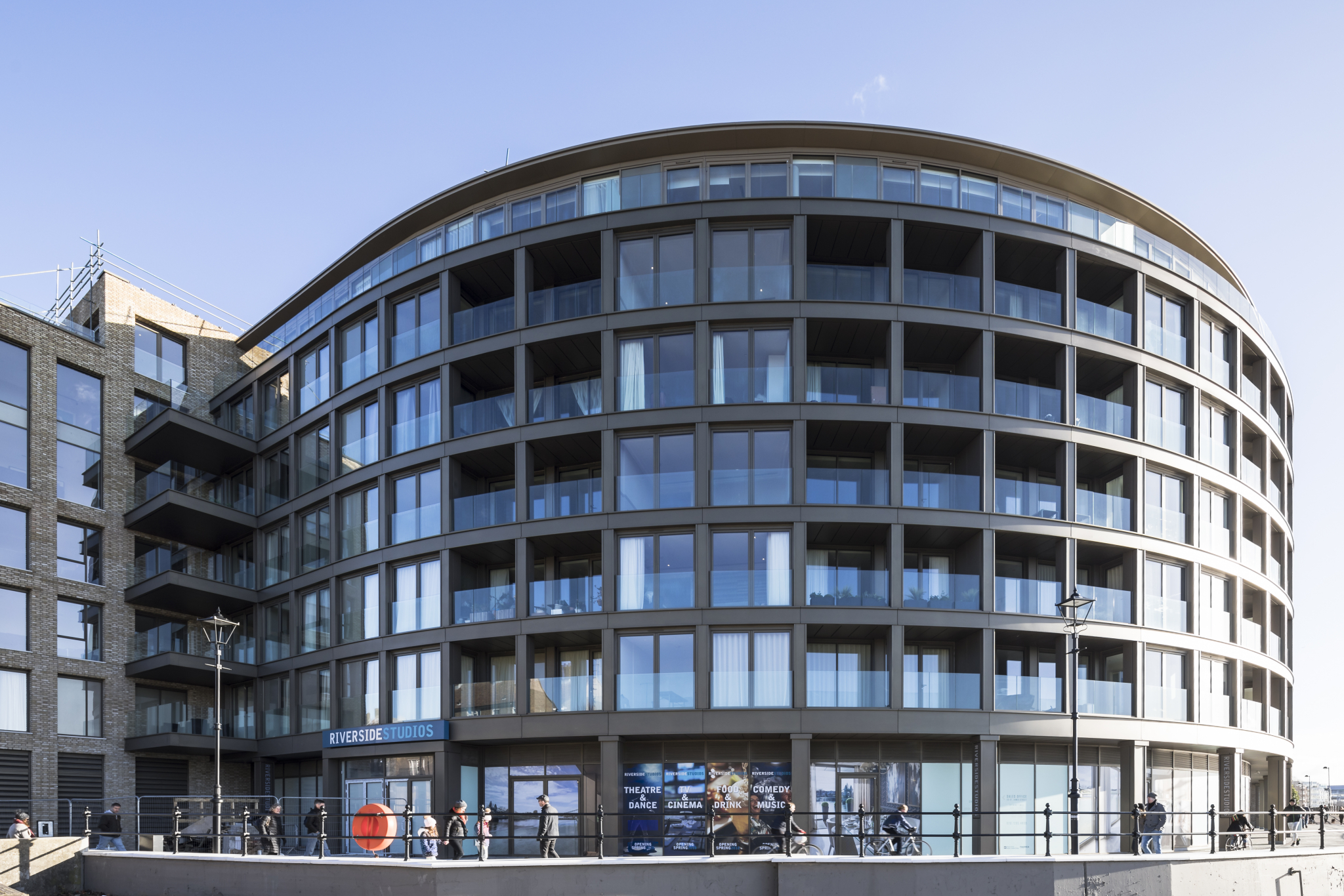 New flats in Hammersmith