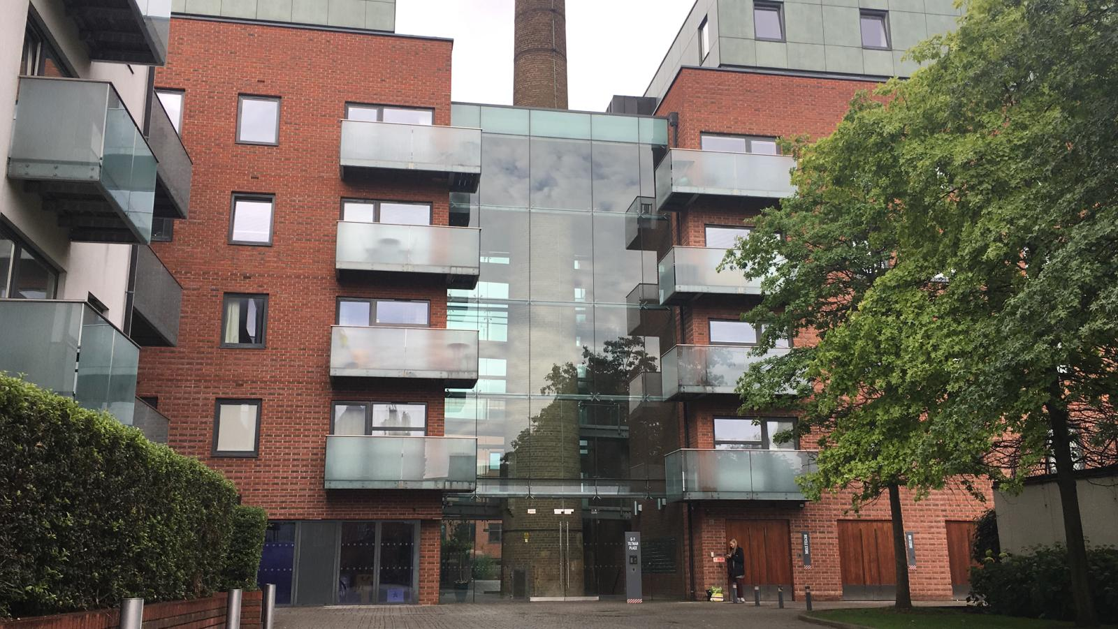 new flats in Holloway