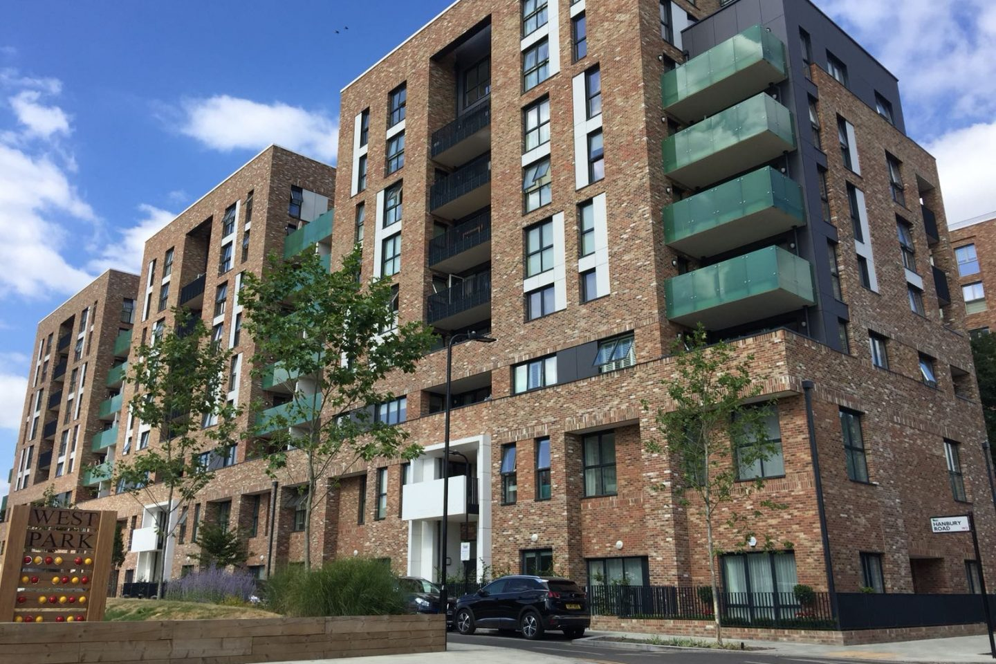 Acton Gardens Private Rental by L&Q, W3