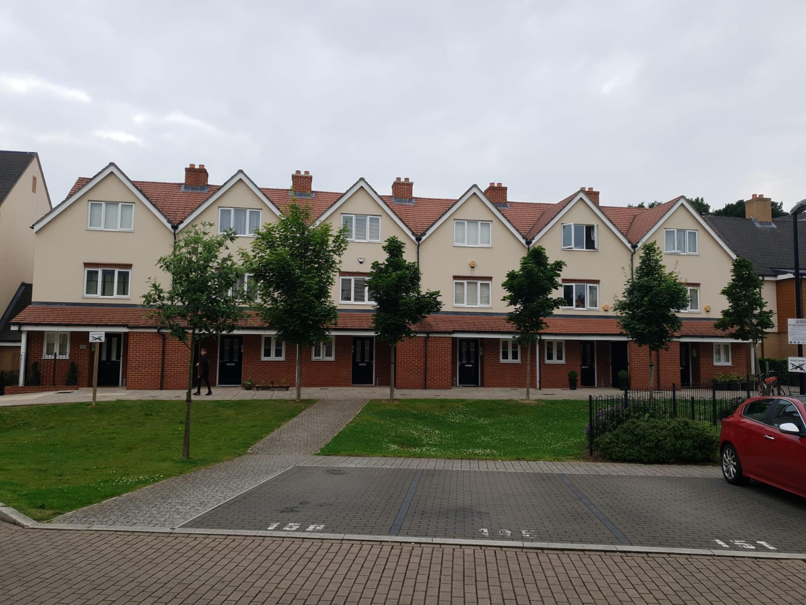 Houses in Hayes