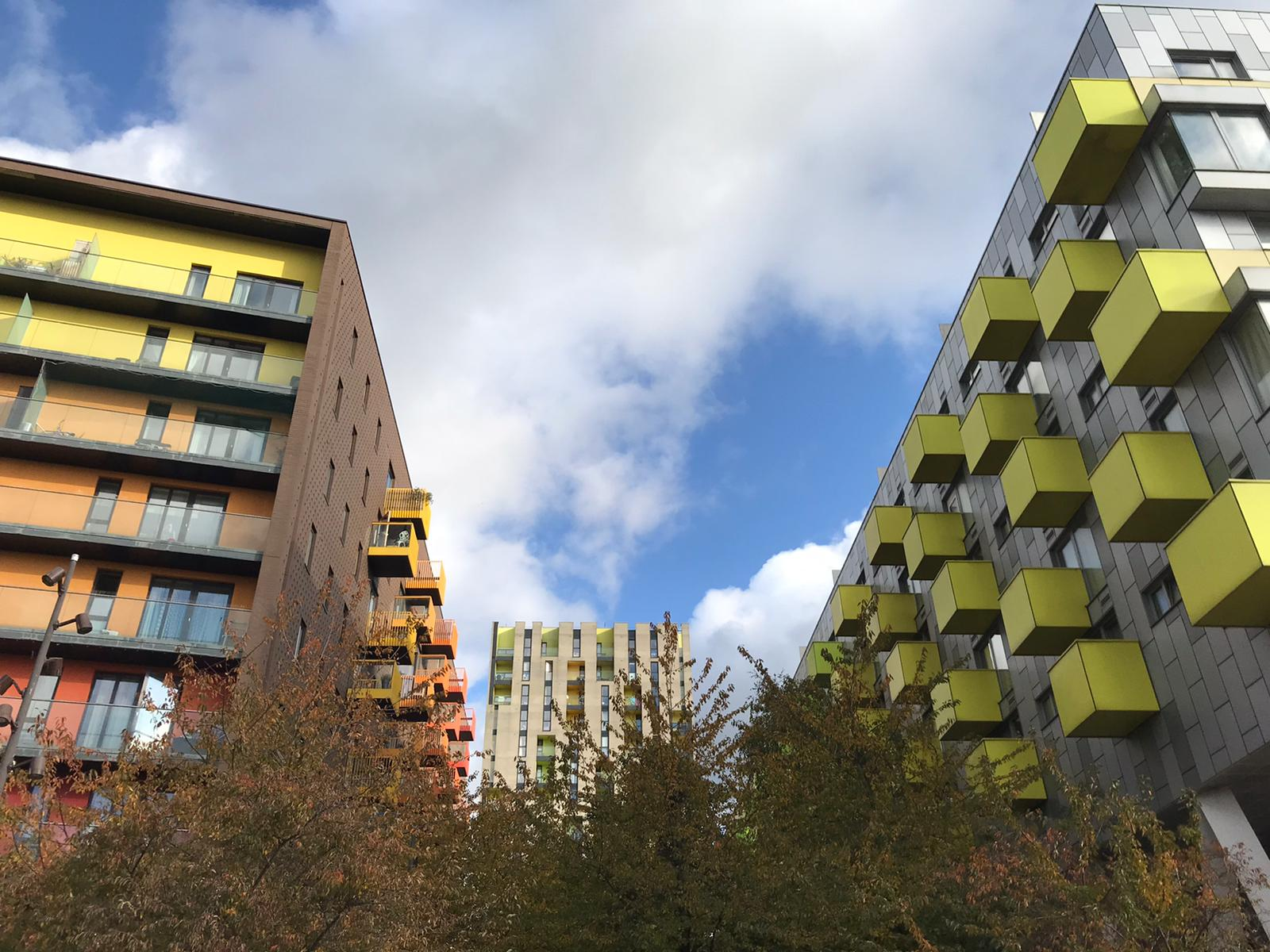 New Flats in Barking