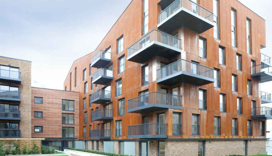 New Residential development Rotherhithe